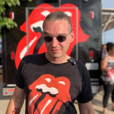 Daniel Macidłowski, The Rolling Stones Polish Fan Club