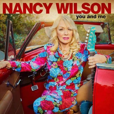 Nancy Wilson, You and Me, album cover