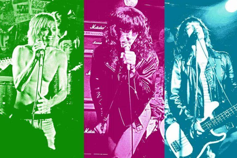 CBGB, plakat filmowy; mat.prasowe